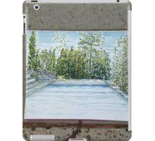 Pool Render iPad Case/Skin