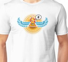 Egypt uprising Unisex T-Shirt