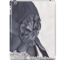 Vintage Hat and Pearls iPad Case/Skin