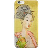 Sun, heavenly body iPhone Case/Skin
