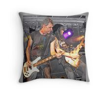 Get To A Gig ! 3 of ? Throw Pillow