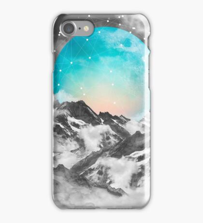 It Seemed To Chase the Darkness Away iPhone Case/Skin