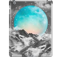 It Seemed To Chase the Darkness Away iPad Case/Skin