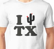 TX+Saguaro Love Unisex T-Shirt