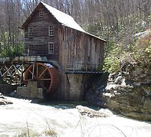 Grist Mill by searchlight