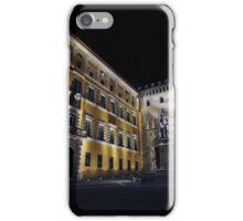 Piazza Salimbeni iPhone Case/Skin