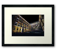 Piazza Salimbeni Framed Print