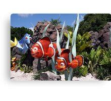 Nemo at Walt Disney World Canvas Print