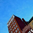 Brick Building at Midday by Madison Jacox