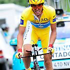 Alberto Contador by procycleimages