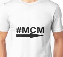 MCM pointing 2 Unisex T-Shirt