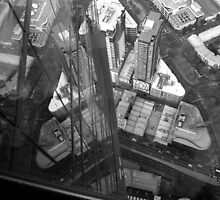 The View Down from Eureka Tower by Ben Loveday