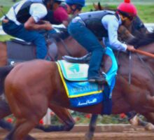 American Pharoah- Triple Crown Winner Sticker