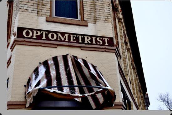 Optometrist by Madison Jacox