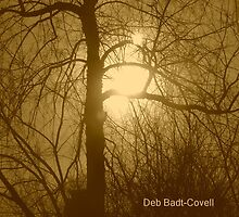 Sepia Sun by Deb  Badt-Covell