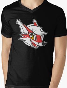 NEO LAPFOX v1 Mens V-Neck T-Shirt