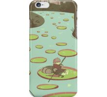 Lillypad Bilbs iPhone Case/Skin
