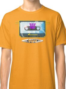 I always wanted to be Soundwave... Classic T-Shirt