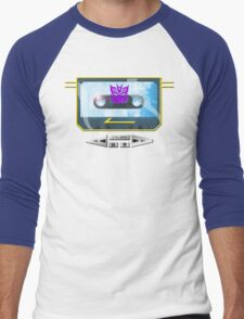 I always wanted to be Soundwave... Men's Baseball ¾ T-Shirt