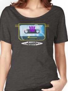 I always wanted to be Soundwave... Women's Relaxed Fit T-Shirt