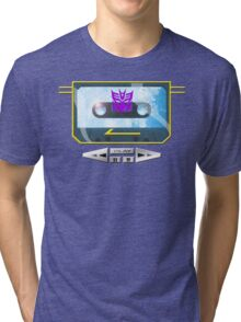 I always wanted to be Soundwave... Tri-blend T-Shirt