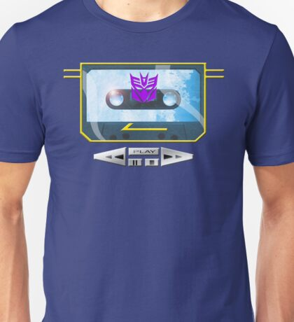 I always wanted to be Soundwave... Unisex T-Shirt