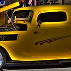 Dick Tracy Car by tlawyer132
