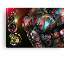 amazonian warrior Canvas Print