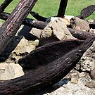 Old 1800 anchors. by waxyfrog