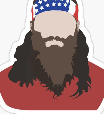 Willie Robertson Sticker