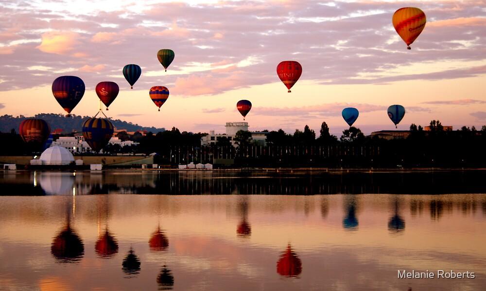2011 Canberra Balloon Festival by Melanie Roberts