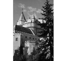 Bojnice Castle Photographic Print