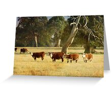 ~ Standing Tall ~ Greeting Card