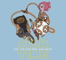 Star Time - The Adventure Awakens Kids Tee