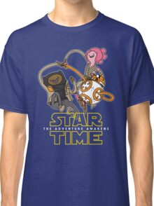 Star Time - The Adventure Awakens Classic T-Shirt