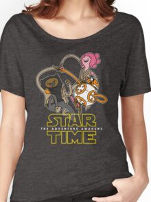 Star Time - The Adventure Awakens Women's Relaxed Fit T-Shirt