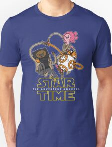 Star Time - The Adventure Awakens Unisex T-Shirt