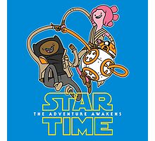 Star Time - The Adventure Awakens Photographic Print