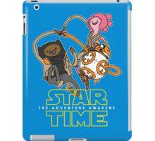 Star Time - The Adventure Awakens iPad Case/Skin