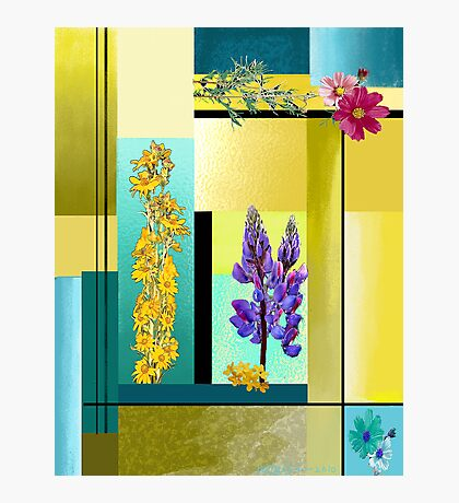 """""""Spring Flowers"""" Photographic Print"""