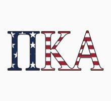 Pike America by 3milyfromspace