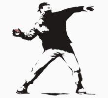 Pokeball Banksy T-Shirt