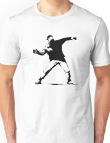 Pokeball Banksy Unisex T-Shirt