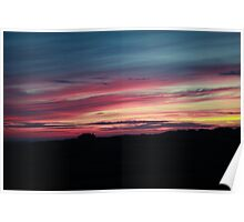 Shepherd's Delight Sunset Poster