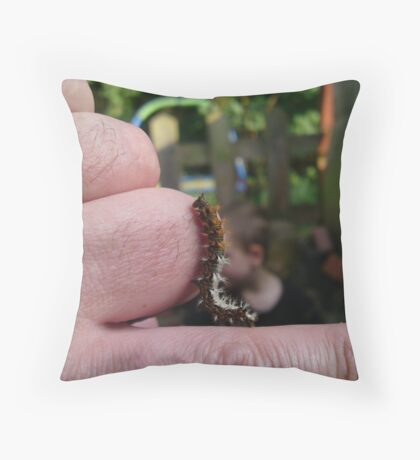 Crawl Throw Pillow