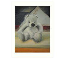 George ... Art Print