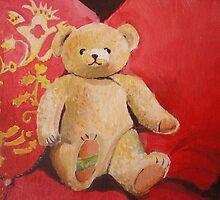 Teddy Bear by RuthHunt