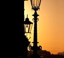 Dresden Sunset by Danya Rose