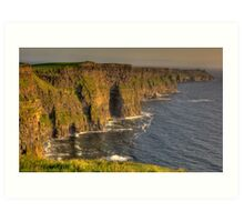 Cliffs of Moher, County Clare, Ireland Art Print