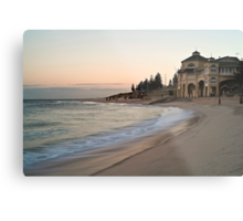 Indiana Tea Rooms ~ Cottesloe Beach Metal Print